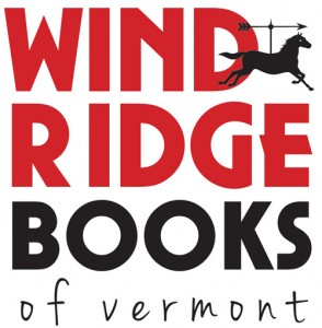 Wind Ridge Book logo design.indd