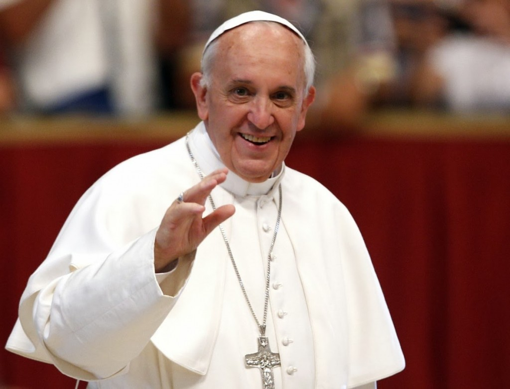 PopeFrancis-Mindful-Happiness